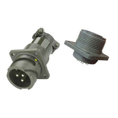 MIL-DTL-5015 Connector