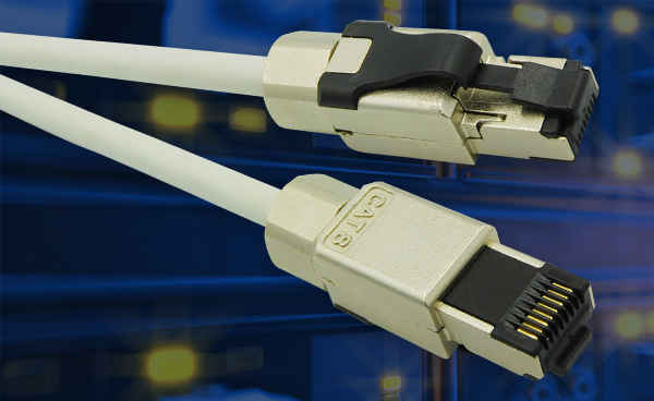 Stewart Connector Introduces Category 8.1 Cable Assemblies Ideal for High Noise Environments