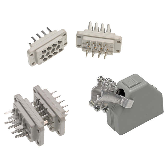 Jones J Series Connectors (EU)