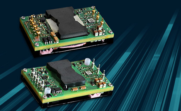 Introducing the Highly Efficient, Rugged DC-DC Board Mount Series