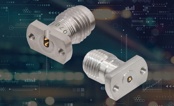 Cinch Connectivity Solutions Announces the Johnson™ Vertical Launch Expansion to Frequencies of 50GHz and 67GHz