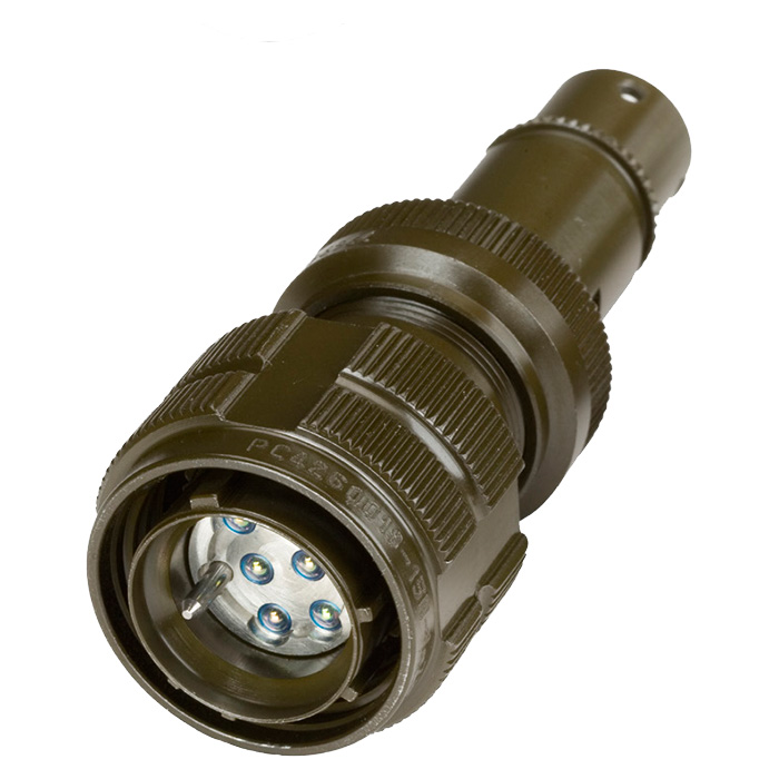 D38999 Expanded Beam Connectors