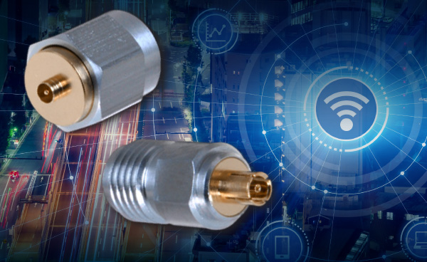 Cinch Connectivity Solutions introduces the high-speed Johnson™ 1.0mm Series of mmWave Connectors and Adapters, operating up to 110 GHz