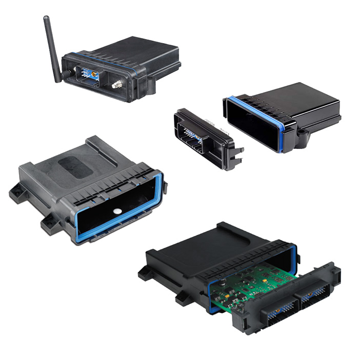 ModICE® - Modular Connector Enclosures & SHS Harness Connectors