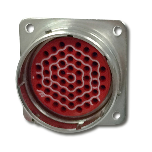 CN1021 Series - Vibration-Resistant Receptacle