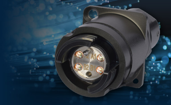 Expanded Beam XLR Bulkhead Connectors for the Broadcast Market