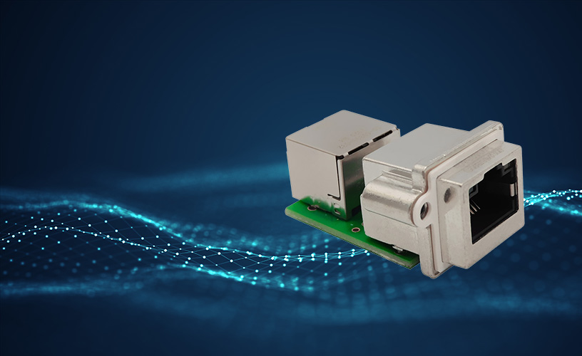 Stewart Connector Announces the SealJack™ PCB Coupler for Harsh Environment Applications