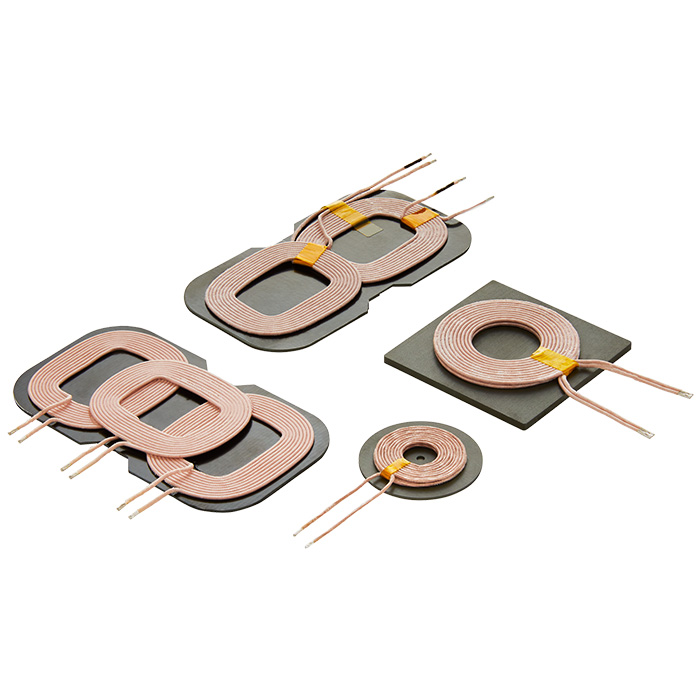 WCC - Single Winding Wireless Charging Coils
