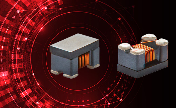 New SPDL Series 2-line SMD Chokes Suppresses Differential Mode Noise