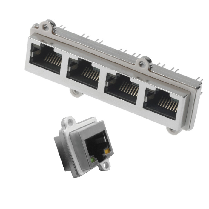 SealJack™ PCB Mount Connectors